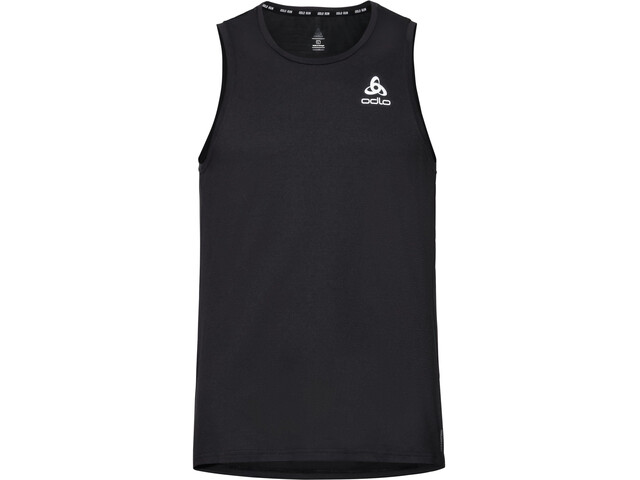 Odlo BL Ceramicool Top Crew Neck Singlet Heren, black
